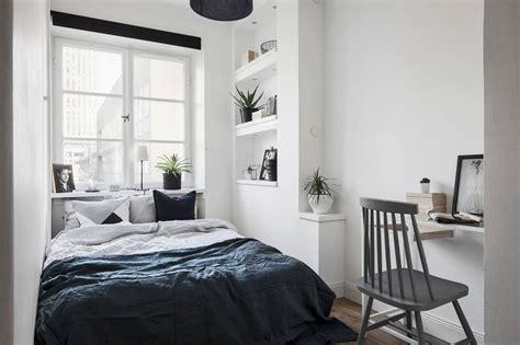 sempit nggak jadi masalah   desain kamar tidur