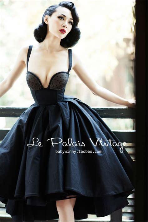 Le Palais Vintage Retro High Low 1950 Ballgown Lbd Dress (sizesxs, S, M, L,xl)  Alibaba Group