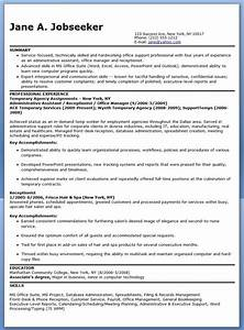 Leasing Administrator Sample Resume  Resume Builder Make A