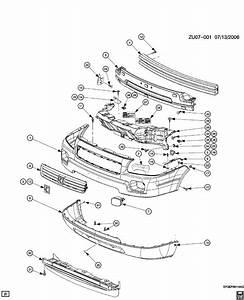 Saturn Relay Deflector  Radiator Air  Deflector  Rad Air