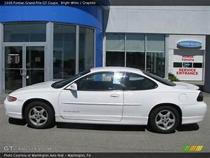 1998 Pontiac Grand Prix Gt Coupe In Bright White Photo No