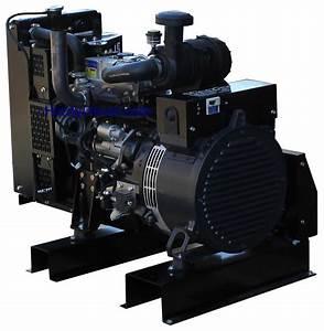 3 Cylinder Perkins Diesel Generator