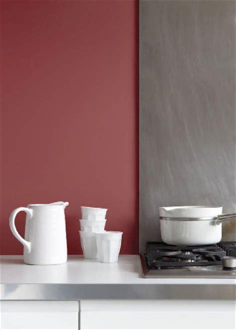 cuisine flamant couleur peinture cuisine marsala lie de vin tollens flamant