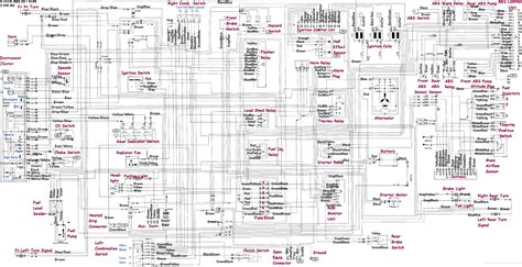 6 best images of abs system diagram anti lock brake