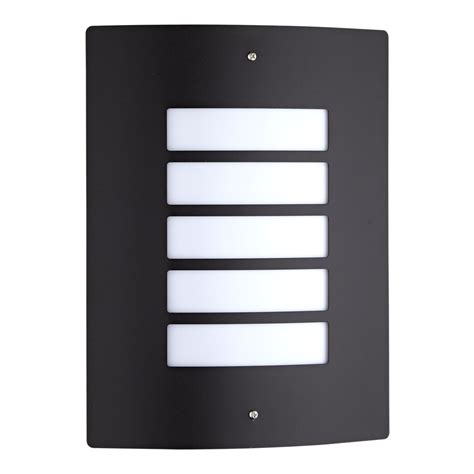 stainless steel outdoor wall light black copper
