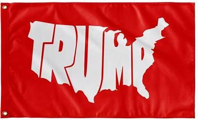 Flag Trump Country Maga
