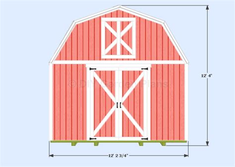 diy shed plans 12x12 diy gambrel shed guide 12 x12