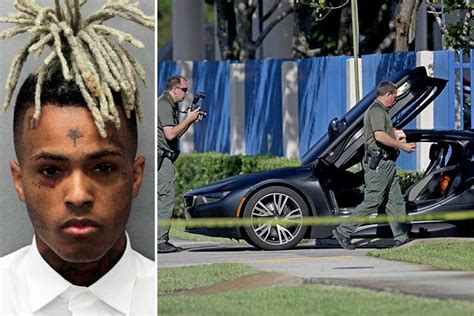 Xxxtentacion Dead At 20 After Being Shot In Miami During