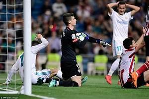 Real Madrid 1-1 Athletic Bilbao: Cristiano Ronaldo ...