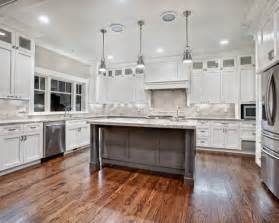 wainscoting backsplash kitchen craftsman u shaped kitchen design ideas remodels photos