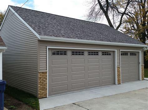 3 Car Detached Garages   Supreme Garages Inc.