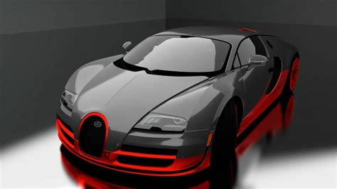 Atc studios is not just for performers: ArtStation - Bugatti Veyron, John Power