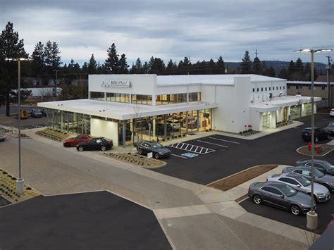 Bmw Bend Oregon by Retail Mfia Inc Consulting Engineers
