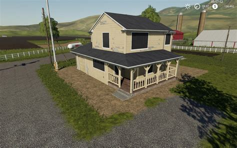 Bedroom Ls by Ls19 Placeable 4 Bedroom House With Sleep Trigger V1 0