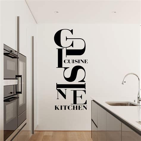 sticker mural cuisine sticker design cuisine kitchen stickers cuisine textes