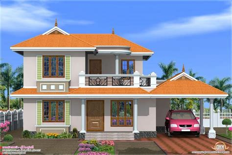 Chennai Model House Photos