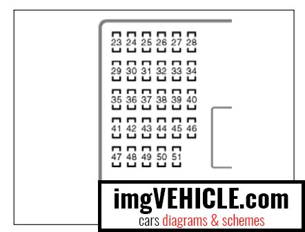 2002 Camry Fuse Box Diagram by Toyota Camry Xv30 Fuse Box Diagrams Schemes Imgvehicle