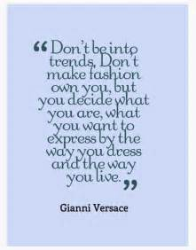 Quotes by Fashion Icons