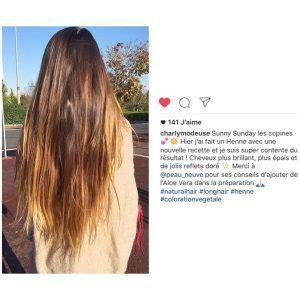 la coloration vegetale  les cheveux blancs