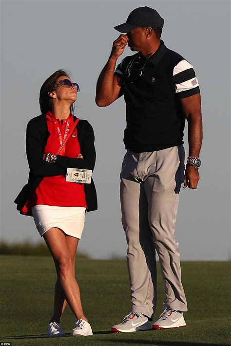 Erica Herman Tiger Woods Girlfriend