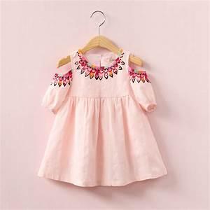 Aliexpress.com : Buy Baby Girls Dress 2017 Summer Style ...