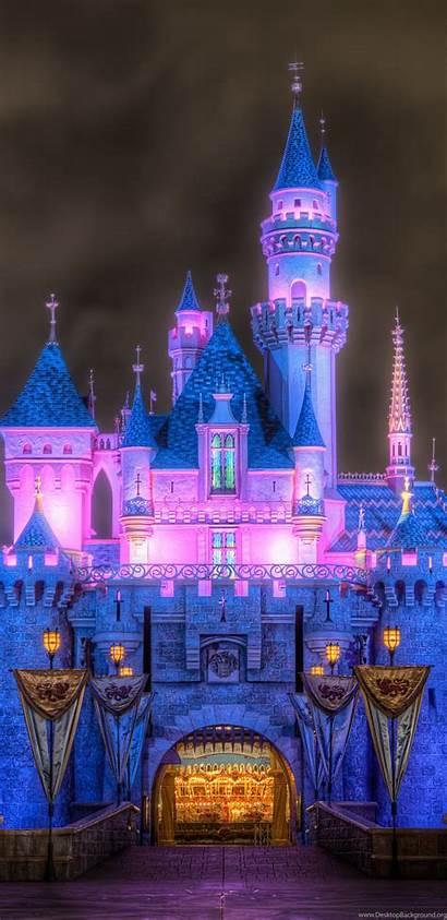Disneyland Castle Iphone Wallpapers Background Desktop Samsung