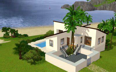 chambre moderne sims 3 design de maison