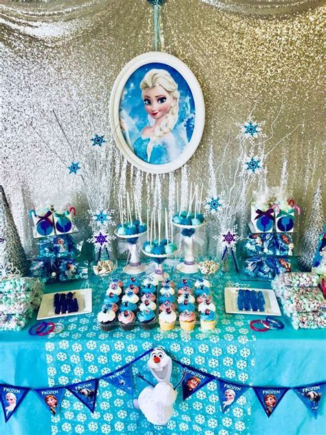 frozen disney birthday party ideas frozen birthday
