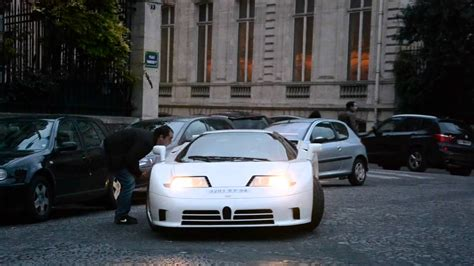 Bugatti On The Streets by Bugatti Eb110 Gt On The Streets