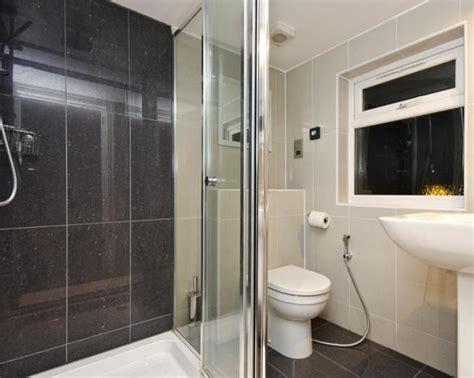 Deco Badezimmer Ensuite Für Stehende Budget Moderne Dusch