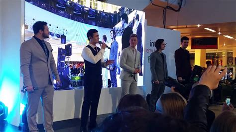 collabro let it go merry hill christmas lights youtube