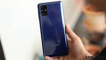 M51 Samsung Galaxy A71 Move Aside India