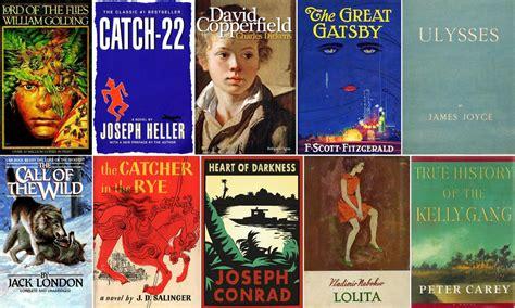 The 100 Best Novels Written In English  Bear Skin Digital