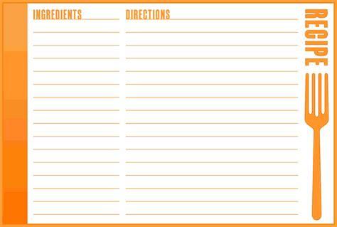 free editable recipe card templates for microsoft word 6 7 recipe card template for word slenotary