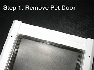 Petsafe classic replacement flaps for Metal dog door flaps