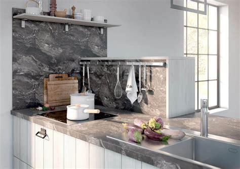 Arbeitsplatte Marmor Optik by Steinarbeitsplatte Ideen Und Bilder F 252 R K 252 Chen Mit