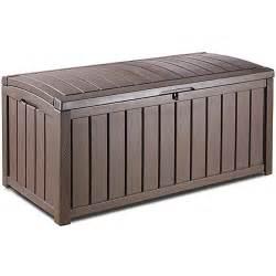 keter 101 gallon glenwood deck box walmart com