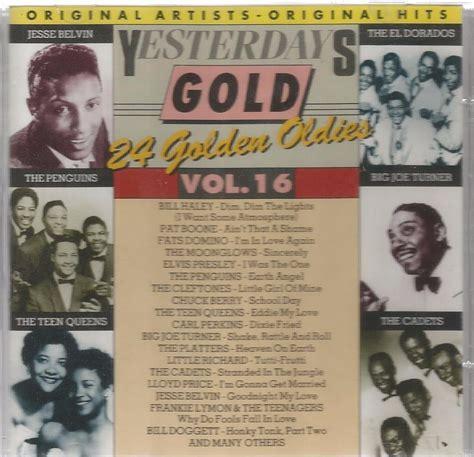 Yesterdays Gold Vol16  R$ 24,90 Em Mercado Livre