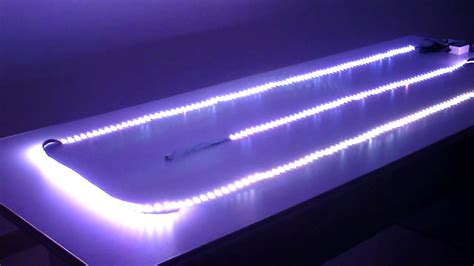 rgb multi color changing led lights with controller