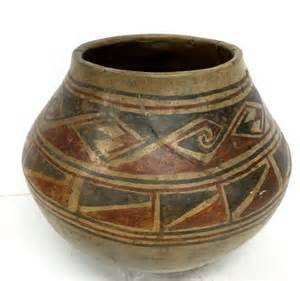 Early Native American Pottery