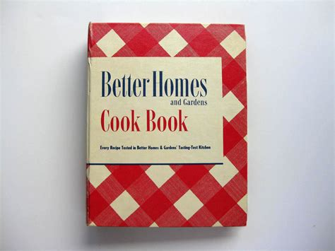 better homes and gardens cookbook 1951 better homes and gardens cook book deluxe edition