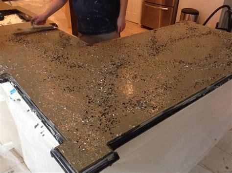 concrete countertop forums best 25 concrete countertop forms ideas on