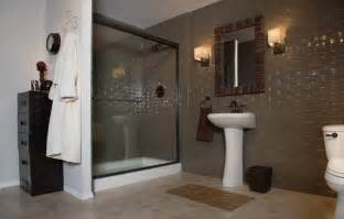 Modern Bathroom Shower Tile Ideas Designs