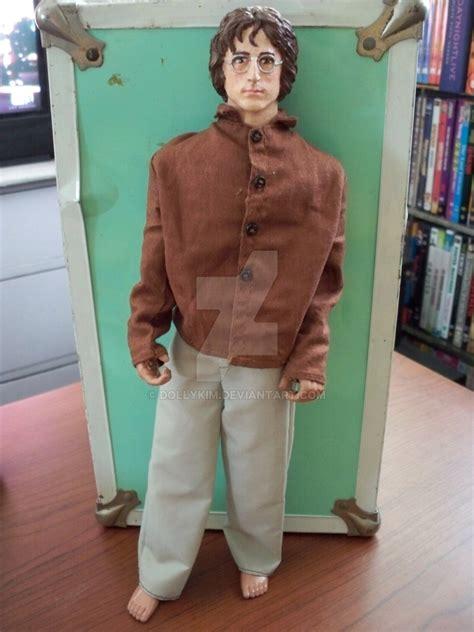 john lennon doll  dollykim  deviantart