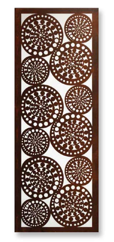 kuru laser cut metal light box by entanglements in melbourne textures patterns