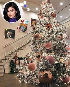 Kylie Jenner Shows Off 20-Foot Christmas Tree – Is It