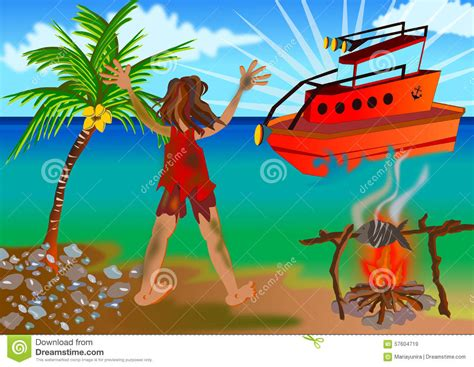 Survivor Cartoons, Illustrations & Vector Stock Images ...