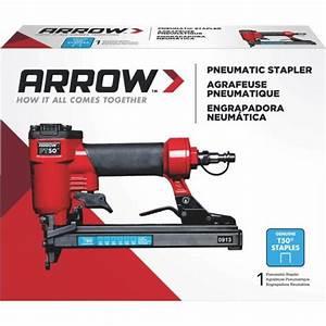 Arrow T50 Stapler