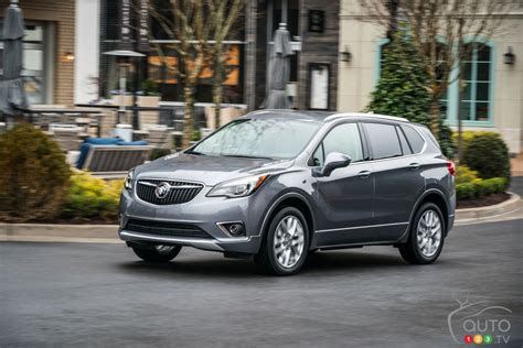 2019 Buick Envision Overview And Pricing