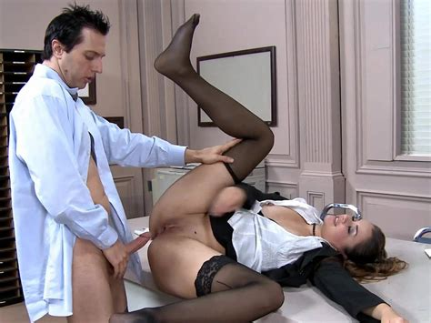 Hair Maid Pounded By Boss 1